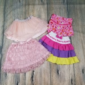 CATER'S GAP MY LITTLE PONY girls tutu skirts